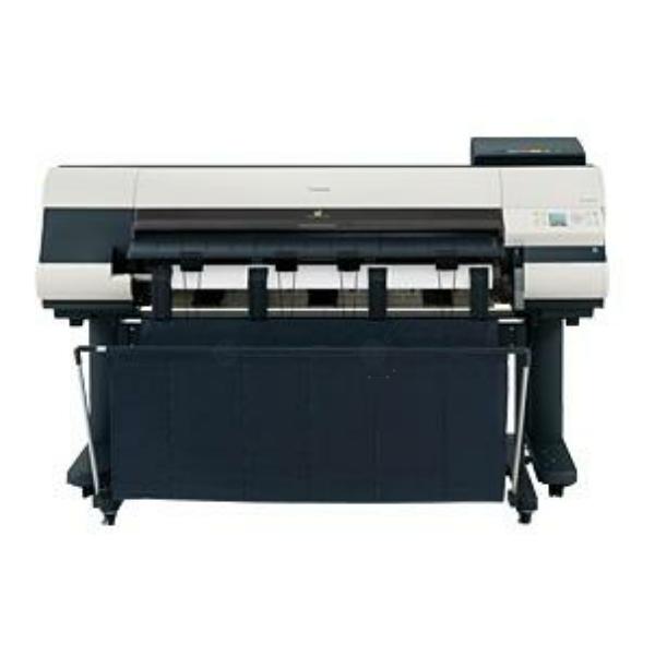 Die Abbildung zeigt einen Canon imagePROGRAF IPF 810 Pro Drucker