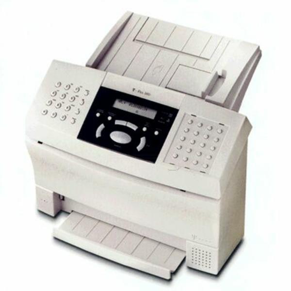 Die Abbildung zeigt einen Telekom T-Fax 360 PC Drucker