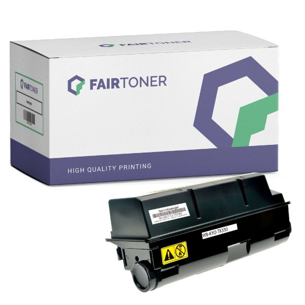 Kompatibel zu Kyocera FS-4000 DTN (1T02GA0EU0) Toner Schwarz