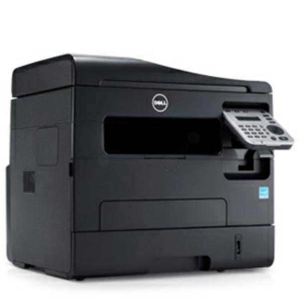 Die Abbildung zeigt einen Dell B 1200 Series Drucker
