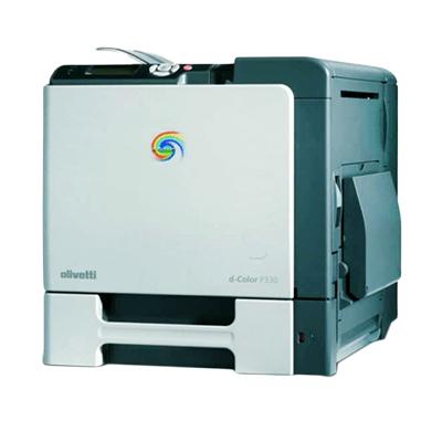Die Abbildung zeigt einen Olivetti Laserdrucker