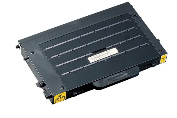 Original Samsung CLP-510 Series (CLP-510D5Y/ELS) Toner Gelb mit Karton