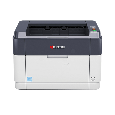 Die Abbildung zeigt einen Kyocera Drucker